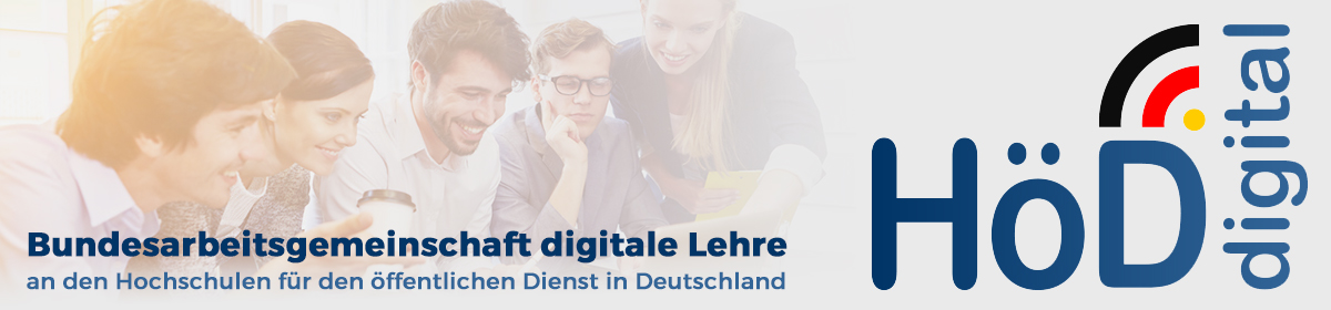 Bundesarbeitsgemeinschaft digitale Lehre