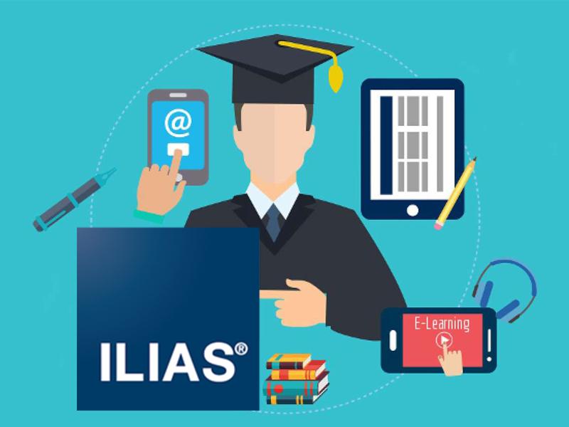 Einsatzmöglichkeiten des Lernmanagementsystems ILIAS